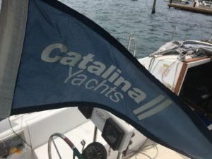 RAMYB Catalina Yachts Flag
